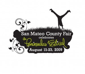 Teresa LeYung Ryan, Martha Alderson, Luisa Adams at San Mateo County Fair/Peninsula Festival