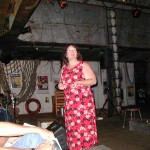Playwright Kathryn McCarty on Rivets set