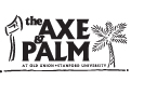 axe & palm cafe logo