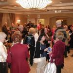 CWC members having fun at Dec 12 2009 party