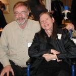 Michael Betts & his wife author Angela Berquist