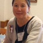 Writing Coach & Manuscript Consultant Teresa LeYung Ryan who helps writers 22 pages at a time.