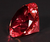January birthstone garnet