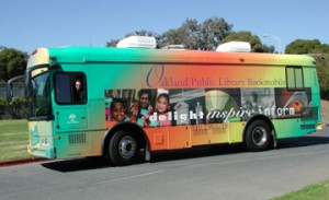 Let's Bring Back Oakland Bookmobile