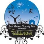 2010 San Mateo County Fair Peninsula Festival logo