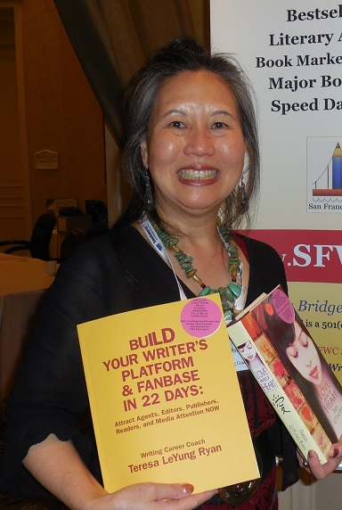 Teresa LeYung-Ryan, author of Love Made of Heart, photo by Margie Yee Webb